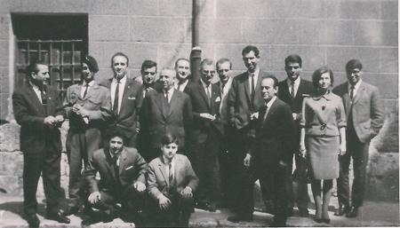 Socios fundadores